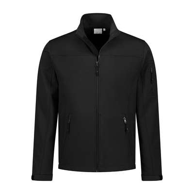 SANTINO Softshell Jacket Santo Basic Line Stretch Modern Fit