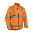 Blåkläder Jas Softshell High vis 4838 / 2535