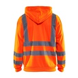 Blåkläder Hooded Sweatshirt High vis 3346