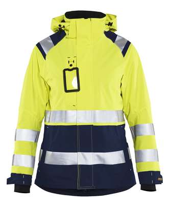 Blåkläder Dames Shell jack High Vis 4904