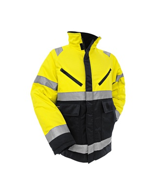 Blåkläder Winterjas High vis 4828